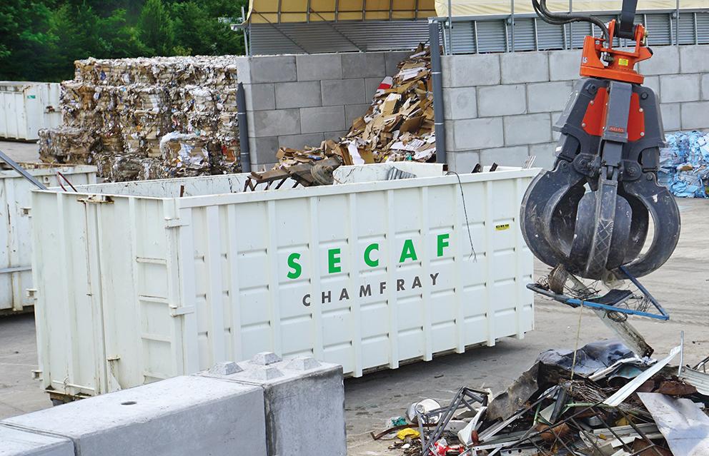 Gestion globale des déchets industriels