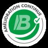Logo amelioration continue