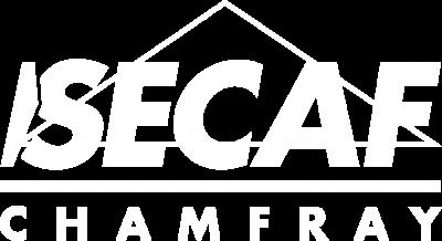 Logo secaf blanc